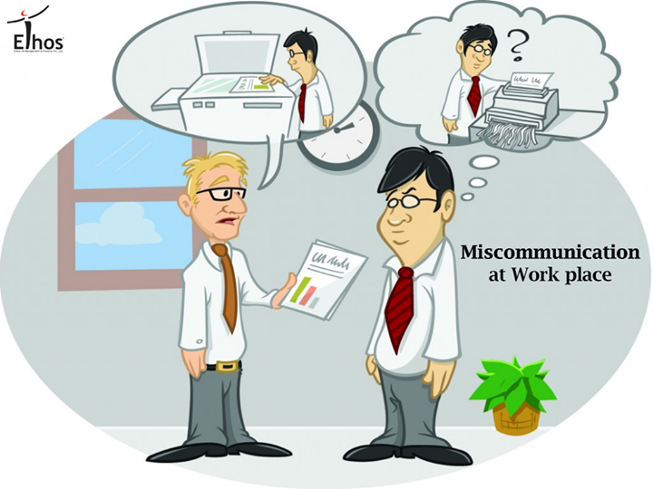 Any kind of misunderstanding in the workplace, big or small, always has a negative effect on the company, and the areas that start indicating this are incomplete tasks, badly affected productivity, poor performances and the downfall of the company's reputation in the eyes of the employees and the public.  #Miscommunication #Company #Productivity #EthosIndia #Ahmedabad