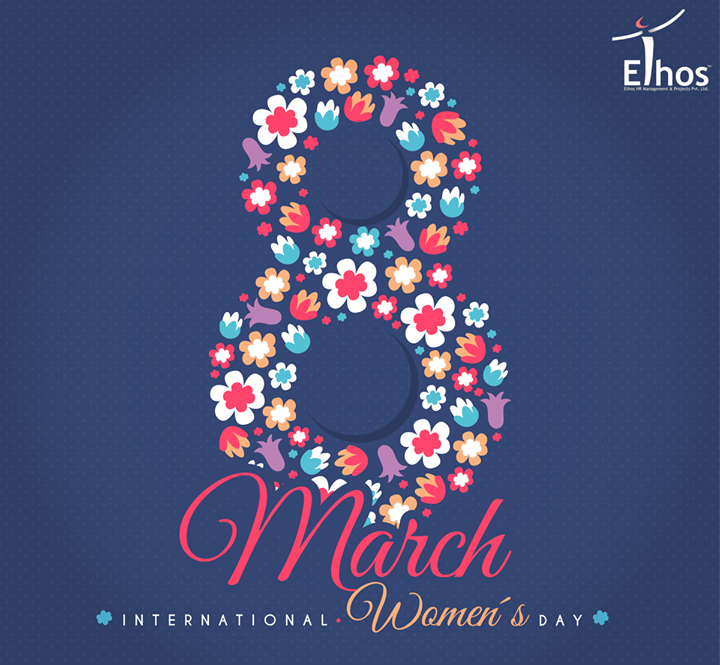Wishing all the beautiful women whole lot of Happiness and Joy today and always. Happy #WomensDay