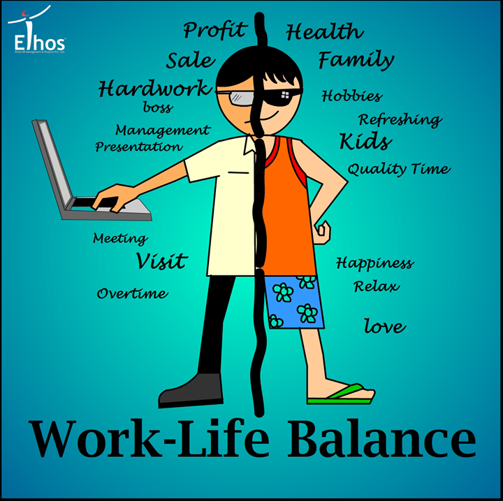 Still, work-life balance isn't out of reach. Start by evaluating your relationship to work. Then apply specific strategies to help you strike a healthier balance.  #WorkLifeBalance #PersonalLife #ProfessionalLife #EthosIndia #Ahmedabad