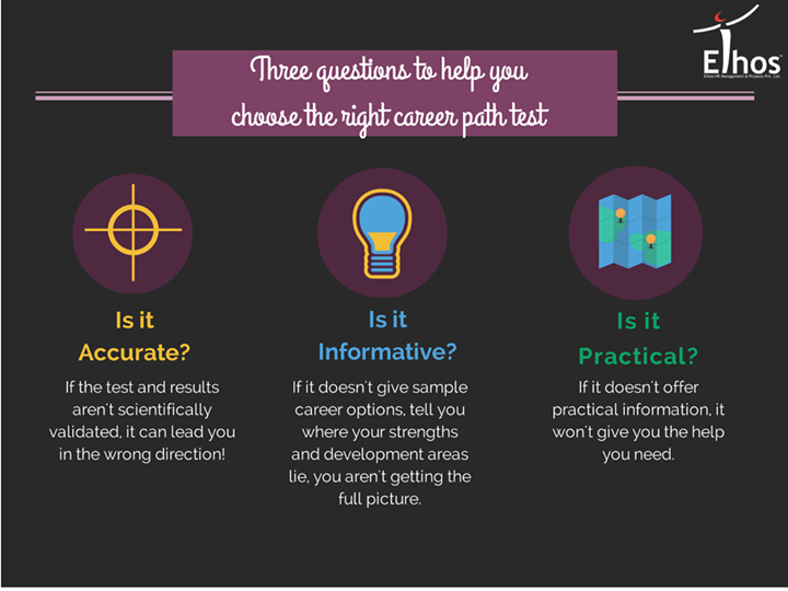 Info graphic to help you choose right career!  #InfoGraphic #Career #EthosIndia #Ahmedabad