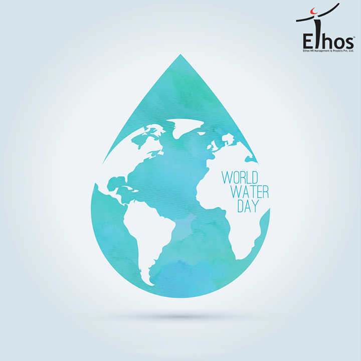 Ethos India,  WorldWaterDay, EthosIndia, Ahmedabad