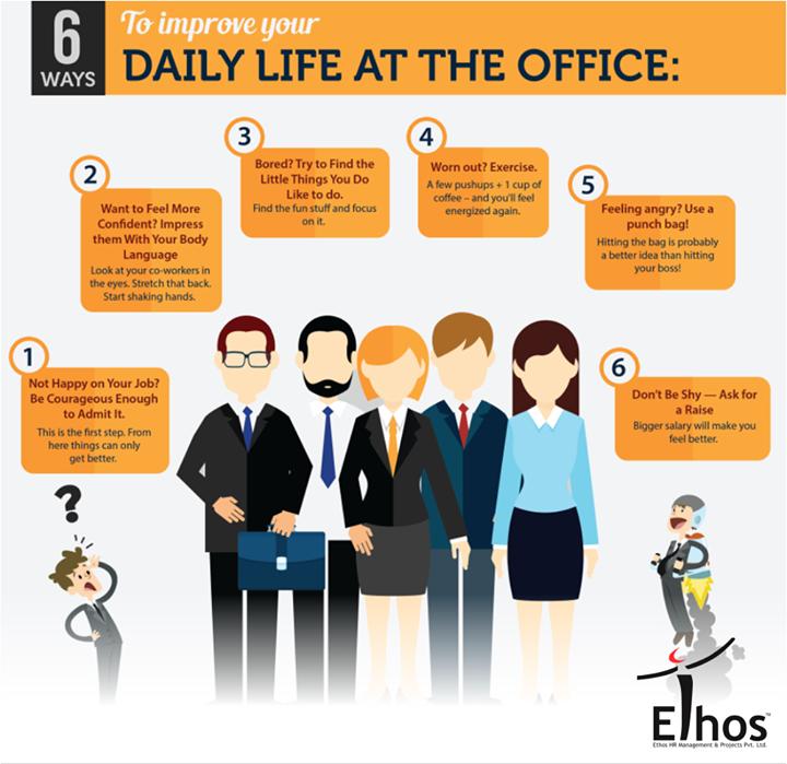Ethos India,  OfficeLife, WorkPlace, EthosIndia, Ahmedabad
