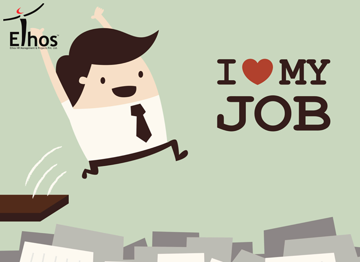 Eight hours a day, 40 hours a week, and 2,000 hours a year; for the average nine-to-fiver, that's a lot of your life spent working.  With a little perseverance and patience, our five tips for finding a job you love will get you on your way to a happier work life. 1. Look for Companies That Share Your Values 2. Write a Customized Resume and Cover Letter 3. Test the Waters 4. Don't Compromise 5. Do What You Love  #LoveyourWork #EthosIndia #Ahmedabad