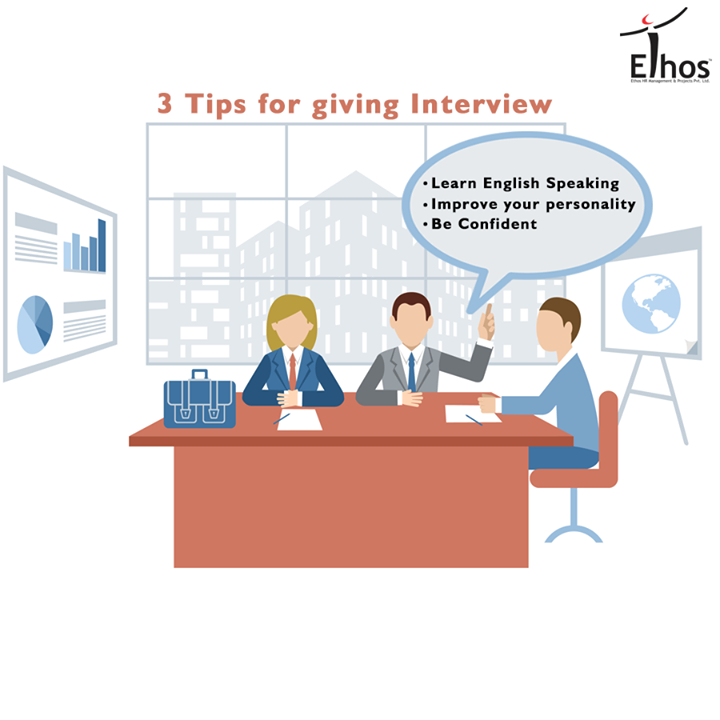 Here are three quick tips for interview!  #Tips #Interview #EthosIndia #Ahmedabad