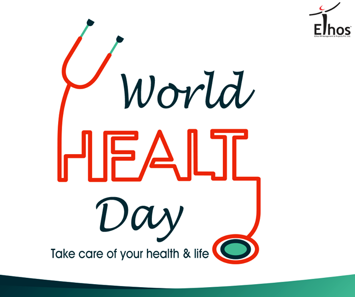 On #WorldHealthDay, lets pledge to follow a healthy lifestyle and improve our food and change the eating habits. Stay healthy, stay fit.
