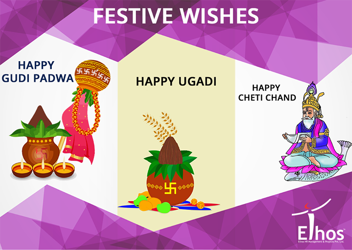 Here's wishing you an year filled with warmth, comfort and good cheer!  #FestiveWishes #Ugadi #GudiPadwa #ChetiChand