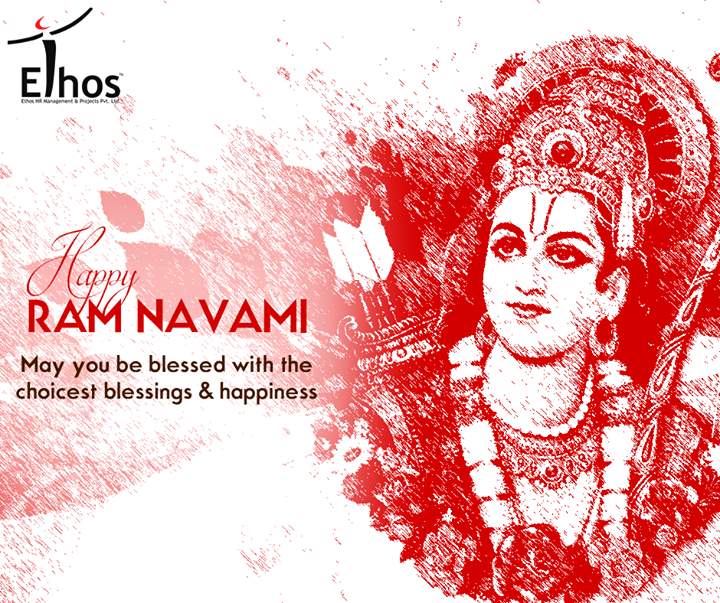 May #Happiness and Contentment fill your Life this #RamNavami!  #FestiveWishes