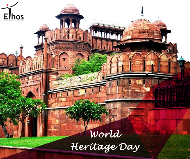 We believe that the development of a modern society depends on the preservation of our Heritage, and Culture.  #WorldHeritageDay  #EthosIndia