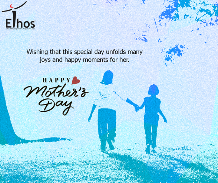 Mothers are like flowers. They fill the world with beauty!  #HappyMothersDay #MothersDay #EthosIndia