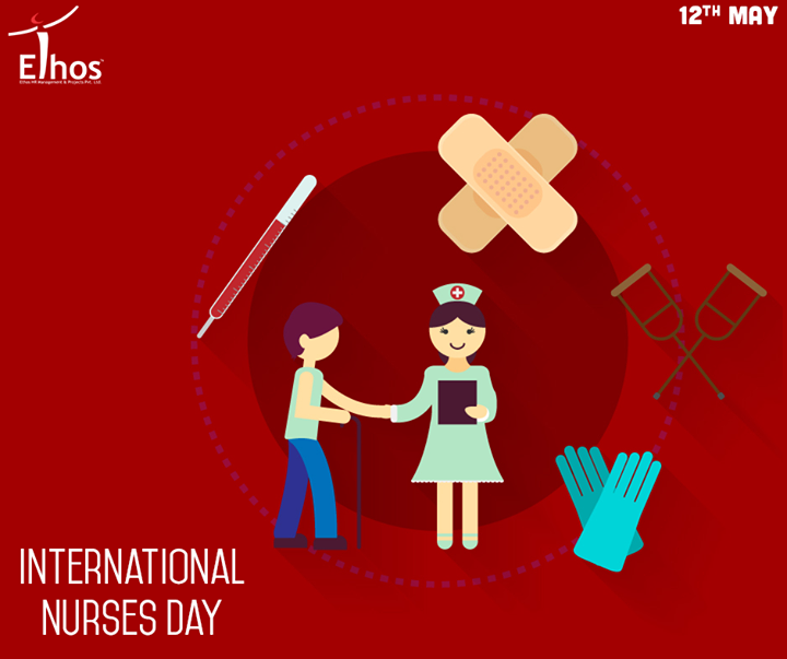 Lets thank the nurses for their role in healthcare and serving people!!  May all the care and kindness You give to others come back to your way!  #InternationalNursesDay #EthosIndia #Ahmedabad