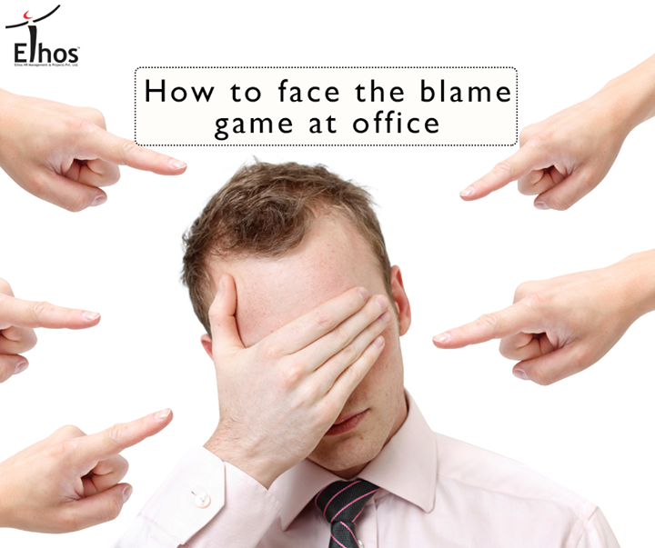 It's unprofessional to consistently shift blame from yourself, yet keeping the peace doesn't mean you have to be the sacrificial lamb. Here are five ways you can navigate the blame game in your workplace: 1. Preempt mistakes 2. Go on, admit it 3. Don't always take the blame 4. Point to facts, not people 5. Don't assume the worst  #Recruitment #EthosIndia