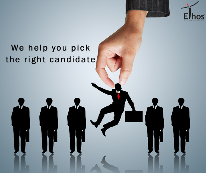 Choosing the ideal candidate for a role in your company can be a challenge. We at ethos India review the resumes and identify your best one that perfectly fits your job profile.   #Recruitment #Employers #EthosIndia