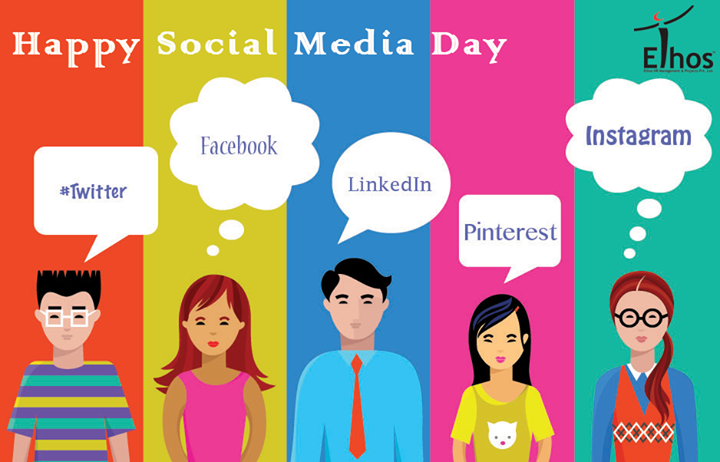 Celebrating the medium that connects all of us!   #SocialMediaDay #WorldSocialMediaDay #EthosIndia