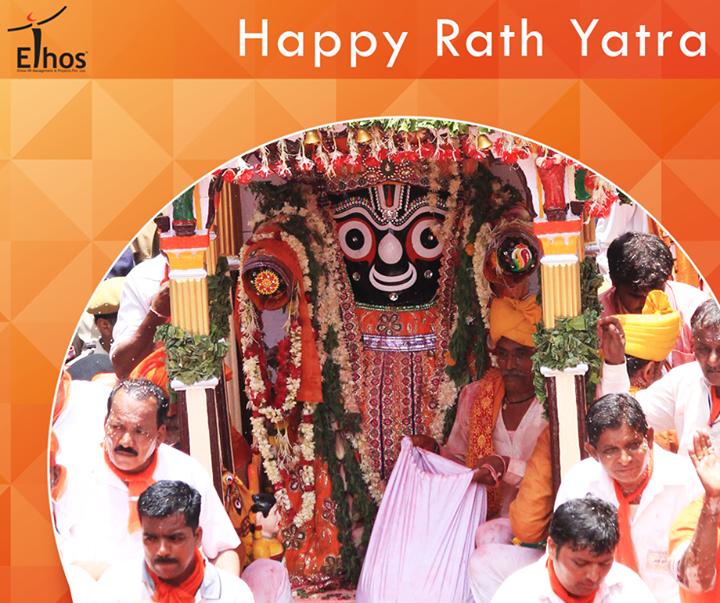 Greetings on #Rathyatra from Ethos India !  #FestivalsofIndia #EthosIndia