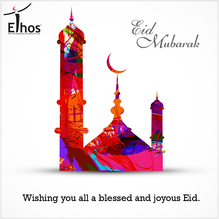 Wishing you all a blessed and joyous Eid.  #EidMubarak #EidAlFitr #EthosIndia