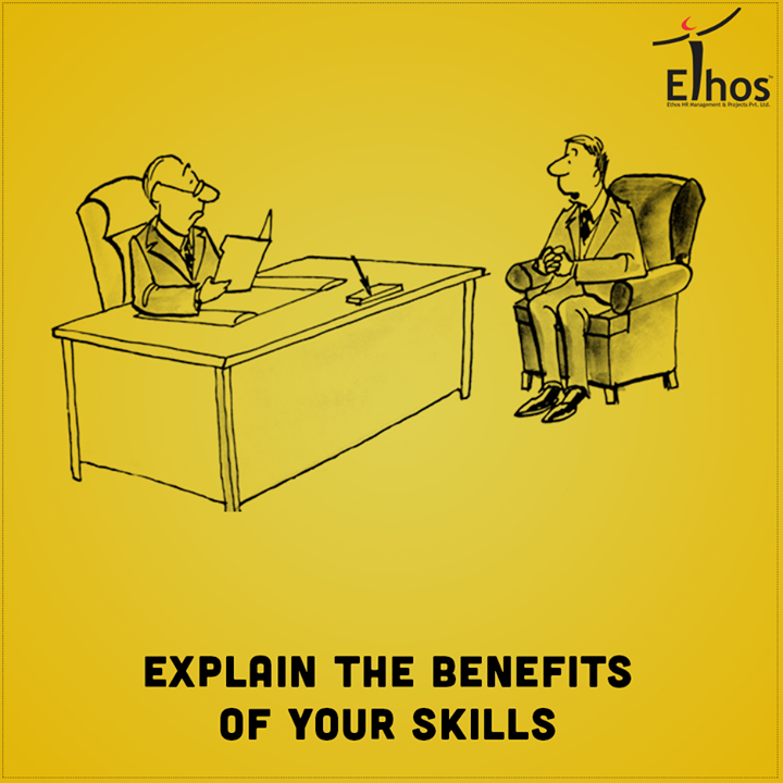 #ResumeTip #EthosIndia #Ahmedabad  If you manage to explain how it will benefit their company, and to connect it to tangible results, then you will greatly improve your chances.