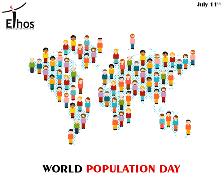 Lets stand together to support and spread the word to people about the growing population issues on this #WorldPopulationDay.  #PopulationDay #EthosIndia #Ahmedabad