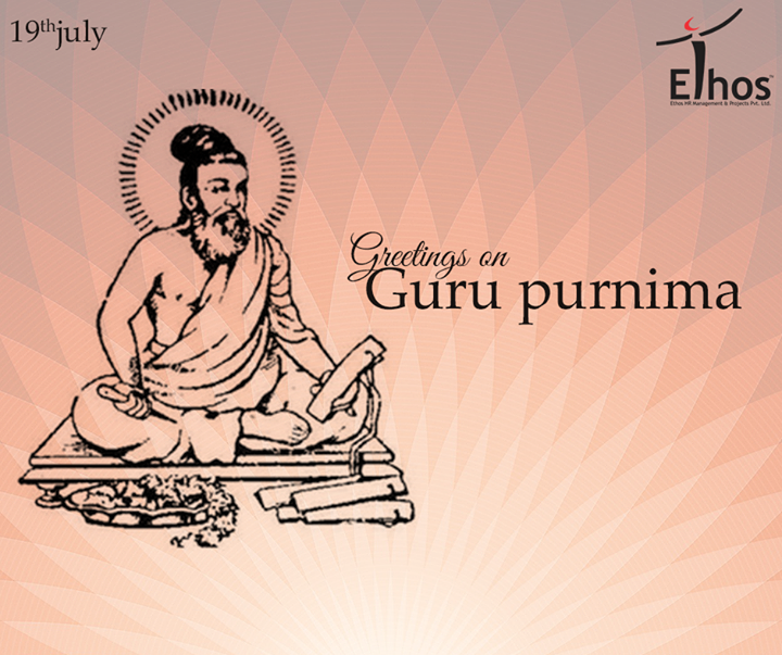 A bow to all the great teachers on this auspicious day of #GuruPurnima.  #EthosIndia #Ahmedabad