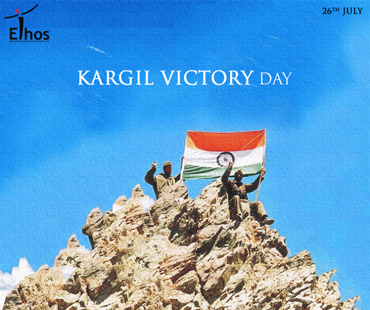 :: Salute to the brave sons of Mother India ::  #KargilVijayDiwas #EthosIndia
