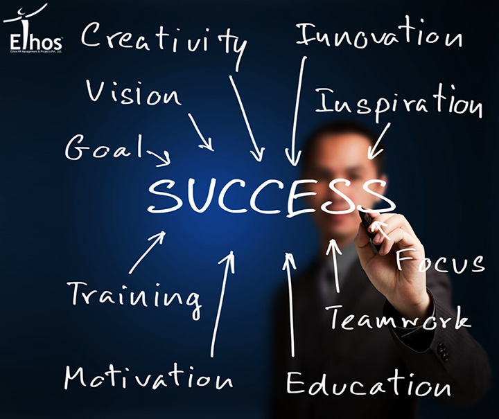 The Road to Success.  #Success #EthosIndia #Ahmedabad