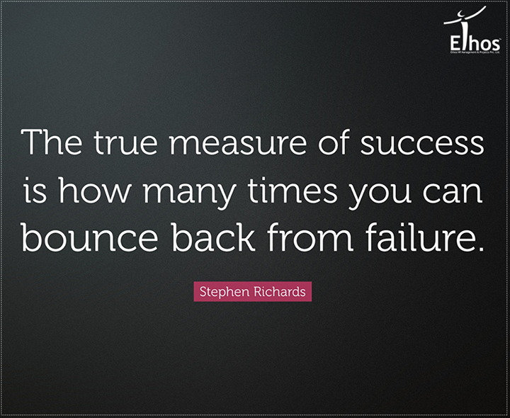 Don't you agree?  #Success #EthosIndia #Ahmedabad