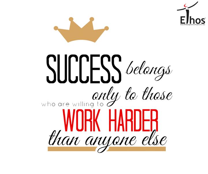 #Success #EthosIndia #Ahmedabad