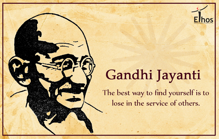 Follow the path of truth and Spread the Great Idea's of Bapu to inspire everyone   #GandhiJayanti #MahatmaGandhi #Bapu #EthosIndia #Ahmedabad