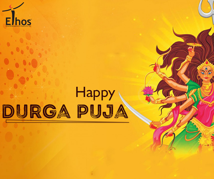 Ethos India wishes you a Happy #DurgaPuja!