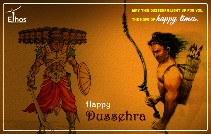 Wishing you a happy, joyful and prosperous #Dussehra!  #EthosIndia #Ahmedabad #DussehraWishes #HappyDussehra #IndianFestivals