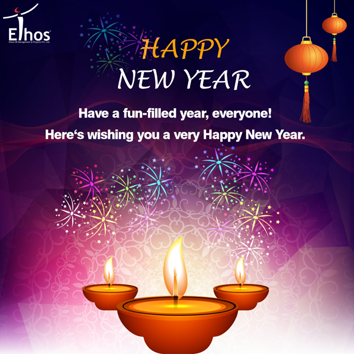 May the coming year be gleeful and glowing always!   #HappyNewYear #NewYearWishes #Diwali #IndianFestivals