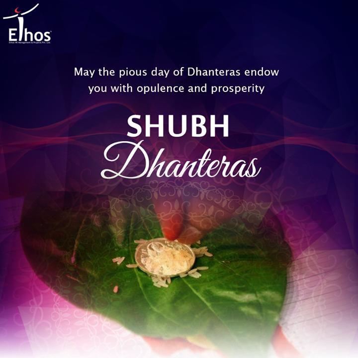 Ethos India,  HappyDhanteras, Dhanteras, FestiveWishes, Diwali, IndianFestivals, DiwaliisHere