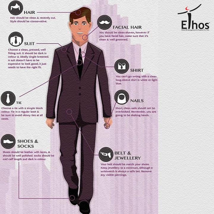 :: Dress Code For Interview ::  #Careers #EthosIndia #Ahmedabad #EthosHR #Recruitment #Jobs