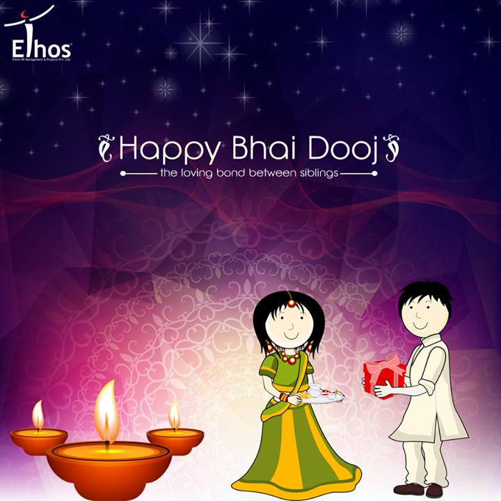 Blessing & good wishes on #BhaiDooj.  #HappyBhaiDooj #FestiveWishes #IndianFestivals #EthosIndia #Ahmedabad
