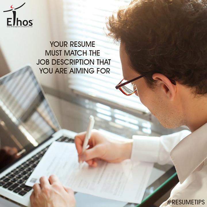 Ethos India,  ResumeTips, Careers, EthosIndia, Ahmedabad, EthosHR, Recruitment, Jobs, Change
