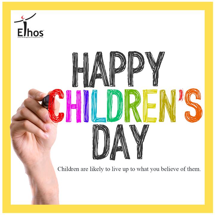 Ethos India,  ChildrensDay, HappyChildrensDay, EthosIndia, Ahmedabad