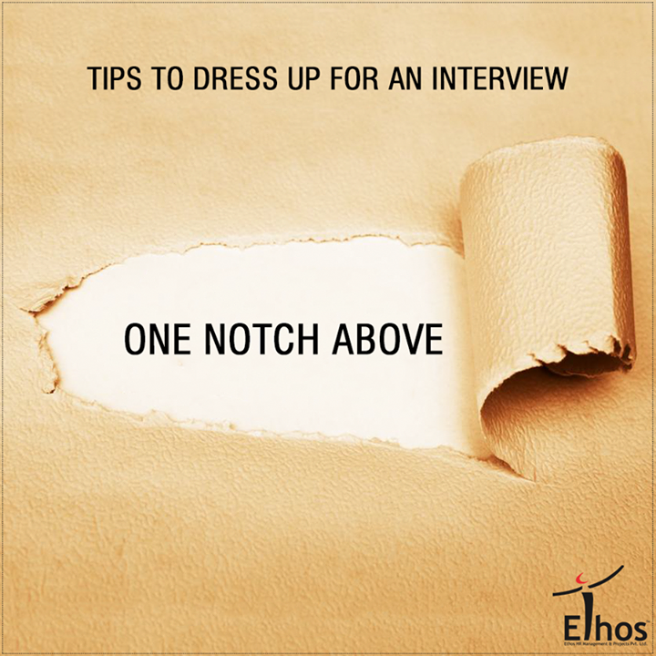 The rule of thumb is to dress one notch above what you would usually consider suitable for the job. If you consider casuals as suitable, wear business casuals to the interview. If business casuals is ideal for work, go in proper formals for the job interview.