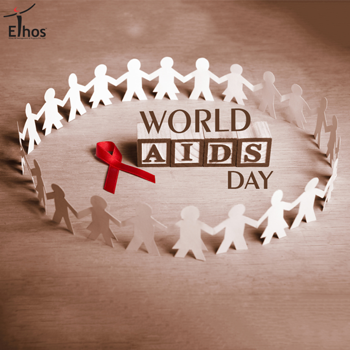 Let's show compassion to fellow beings suffering with #HIV! #WorldAidsDay #EthosIndia #EthosHR #AidsDay
