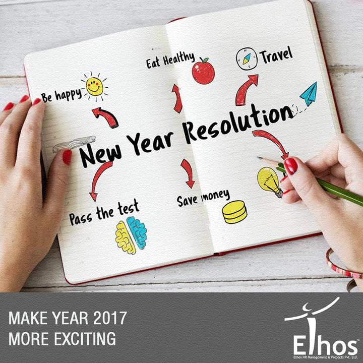 Ethos India,  NewYearsResolutions, EthosIndia, Ahmedabad, EthosHR, Recruitment, Jobs, Change