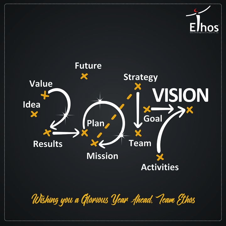 Wishing you a glorious year ahead! #NewYear wishes from #TeamEthos!  #2017NewYear