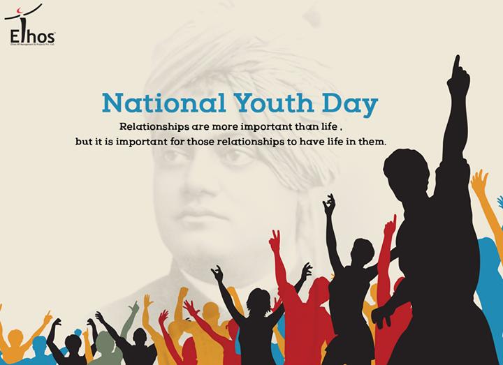 Ethos India,  SwamiVivekananda, NationalYouthDay, YouthDay, EthosIndia, EthosHR
