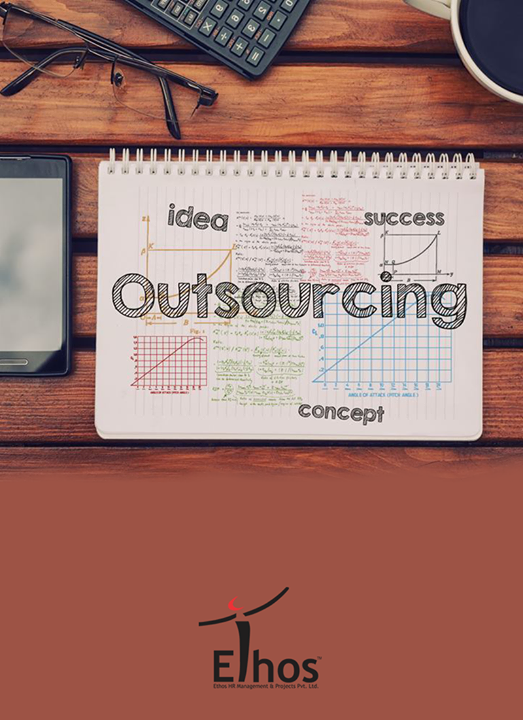 #Outsourcing can help business increase productivity while reducing time, costs and effort. With Ethos India, outsourcing couldn't be any easier!  #EthosIndia #Ahmedabad #EthosHR #Recruitment