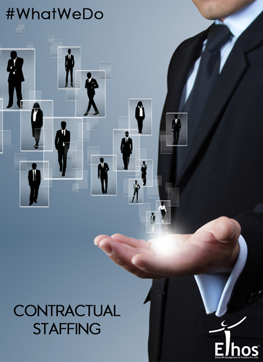At Ethos India we have established relationships professionals to come up with solutions to your contractual staffing or temporary staffing needs. In fast moving markets, organizational entities from banks to trading businesses and from IT companies to energy concerns have need for temporary staffing or contingent work. Ethos helps you to find the best temporary or contractual staffing solutions without spending a fortune. We understand contingent work needs of companies, and that people with certain skill sets may not always fit the company's payroll.  #WhatWeDo #EthosIndia #Ahmedabad #EthosHR #Recruitment