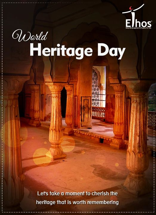 Let's cherish our #heritage, this #WorldHeritageDay!  #EthosHR #Ahmedabad #HeritageDay
