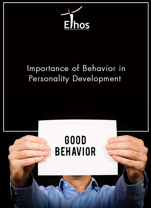"It seems that the answer to the question, ""What is good behavior?"" may seem quite subjective. What may be ""good"" behavior to you may not necessarily be perceived as such to others. #GoodBehavior comprises of actions and responses acceptable and understood by society. They adhere to the norms of society, so to speak. The outcome of such behavior is always #positive and pleasant.  #WeAreHere #HelpingYou #EthosIndia #Ahmedabad #EthosHR"