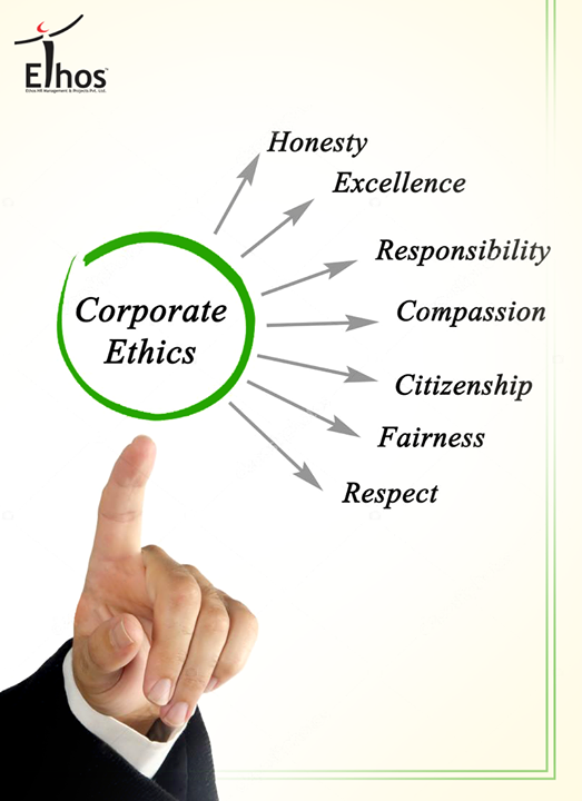 Ethics in business is important because it attracts customers to the firm's products, thereby boosting sales and profits.  #Ethics #Business #EthosIndia #Ahmedabad #EthosHR #Recruitment