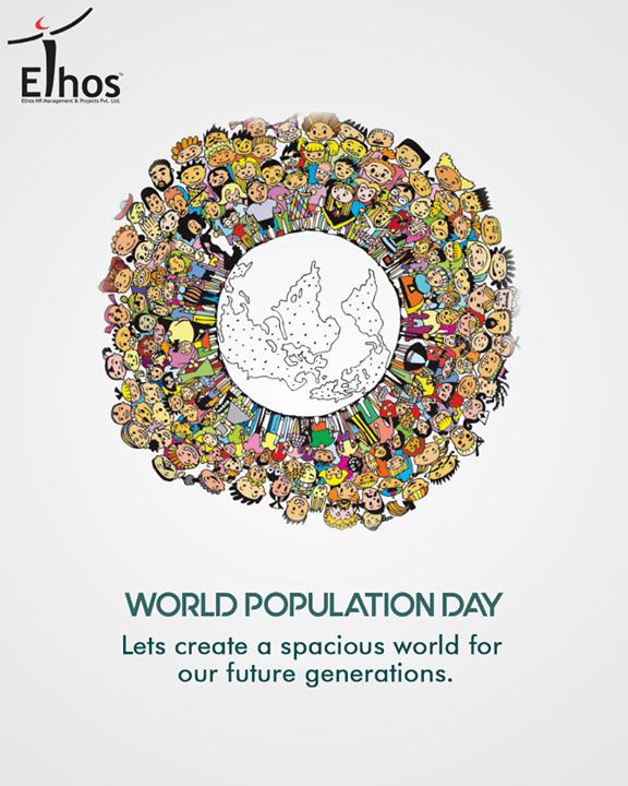Ethos India,  WorldPopulationDay, PopulationDay, EthosIndia, Ahmedabad, EthosHR, Recruitment, Jobs