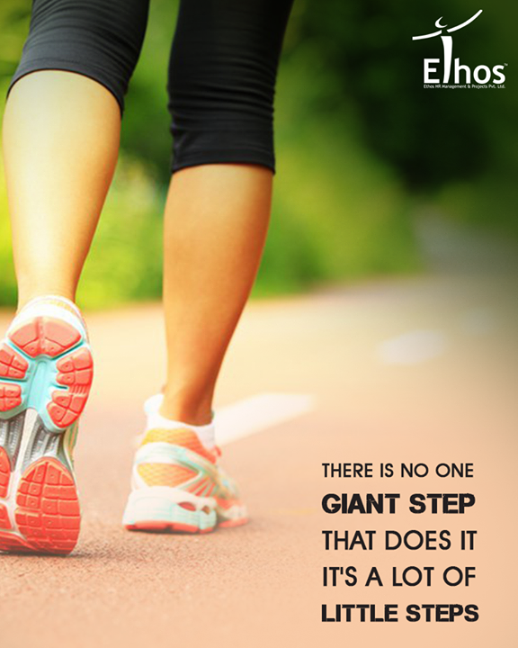 Keep Walking!  #EthosIndia #Ahmedabad #EthosHR #Recruitment #Jobs