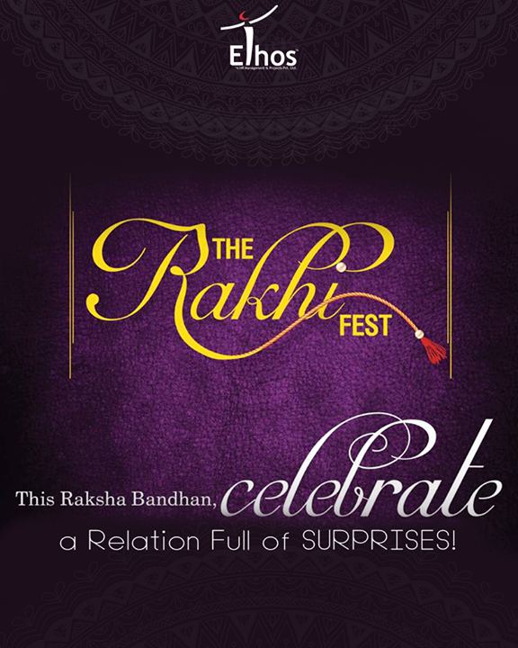 Celebrate the festival of #RakshaBandhan with your loved ones!   #HappyRakshaBandhan #Rakhi #IndianFestivals #EthosIndia #Ahmedabad #EthosHR #Recruitment #Jobs