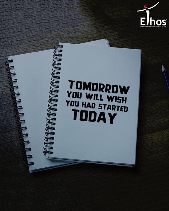 Be smart, start today!  #EthosIndia #Ahmedabad #EthosHR #Recruitment #Jobs
