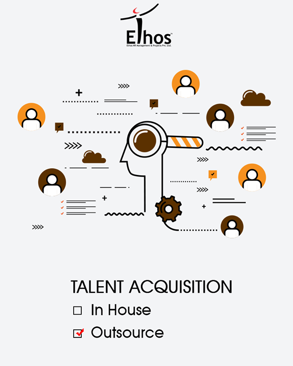 Finding the right company like Ethos India to outsource is an easier process than finding a new employee. Instead of managing the training and payment of an employee, including vacation, sick leave and the inevitable raise, outsourcing is a simple contract agreement.  #EthosIndia #Ahmedabad #EthosHR #Recruitment #Jobs